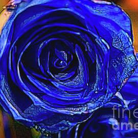 Diana Mary Sharpton - Cobalt Blue