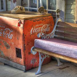 Bob Christopher - Coca cola Cooler Back In Time