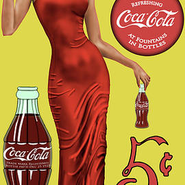Troy Brown - Coca Cola Red