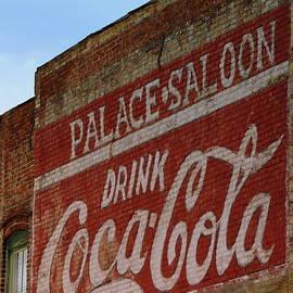 Linda Covino - Coca Cola Sign