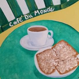 Judy Jones - Coffee and Beignets
