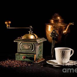 Torbjorn Swenelius - Coffee-time