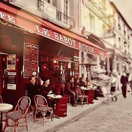 Jirka Svetlik - Coffehouse, Sidewalk Cafe