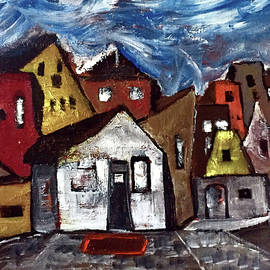 Dennis Ellman - Cold Day in Wasnot