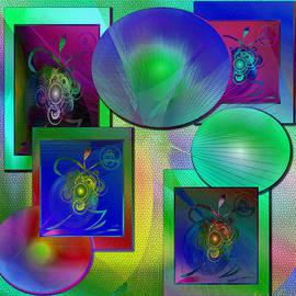 Iris Gelbart - Collage