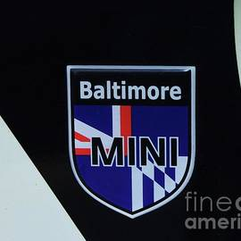 Collectible Baltimore Mini Logo
