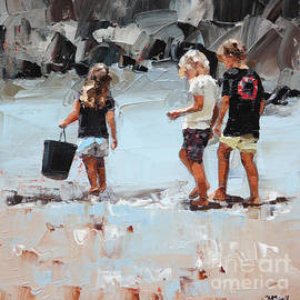 Claire McCall - Collecting Pippies II