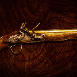 Mike Savad - Collector - Gun - Flintlock Pistol