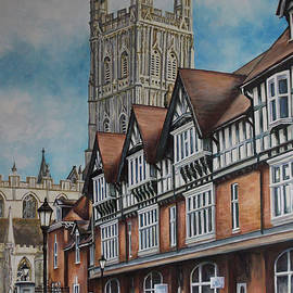 Andy Lloyd - College Street Gloucester