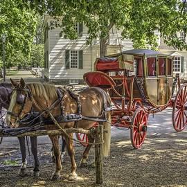 John Straton - Colonial Williamsburg  v1