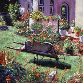 David Lloyd Glover - Color Garden