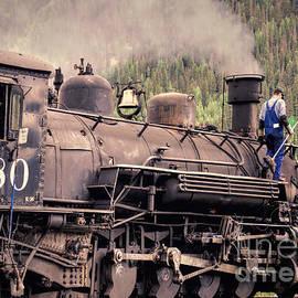 Janice Rae Pariza - Colorado Engine 480
