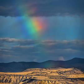 Janice Rae Pariza - Colorado Iridescent Sky