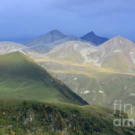 Arik Baltinester - Colored peaks of the Caucasus
