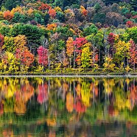 Christina Rollo - Colorful Autumn Reflections