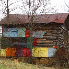 Kathryn Meyer - Colorful Barn