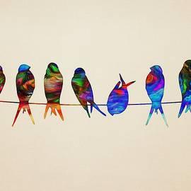 Lilia D - Colorful Birds