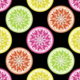 MM Anderson - Colorful Citrus Slices