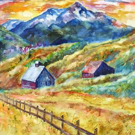 P Maure Bausch - Colorful Colorado High