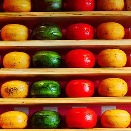 Jenny Rainbow - Colorful Dutch Cheese
