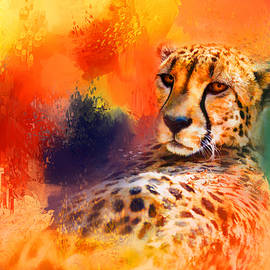 Jai Johnson - Colorful Expressions Cheetah