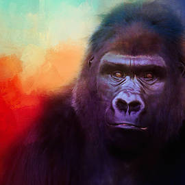 Jai Johnson - Colorful Expressions Gorilla