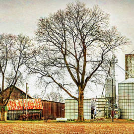 William Sturgell - Colorful Farm on State Route 560