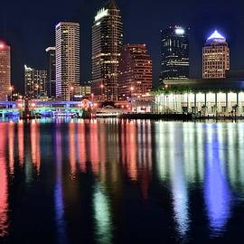 Frozen in Time Fine Art Photography - Colorful Harbor in Tampa Bay