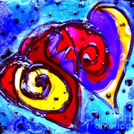 Genevieve Esson - Colorful Hearts