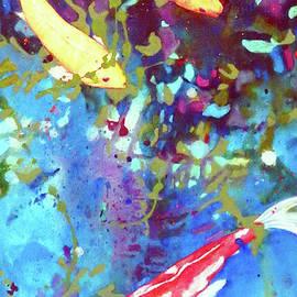 Sharon Nelson-Bianco - Colorful Koi