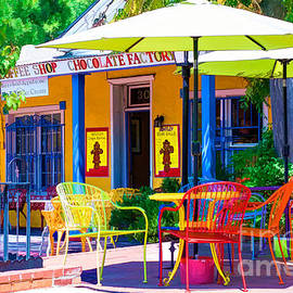 Susan Warren - Colorful Old Town 2