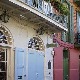Bob Estremera - Colorful Pirates Alley, French Quarter