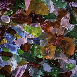 Garry Gay - Colorful Pretty Sea Glass