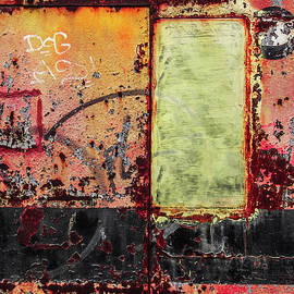 Carlos Caetano - Colorful Rusty Art 4