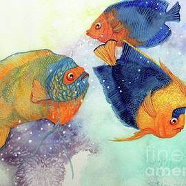 Sharon Nelson-Bianco - Colorful Seas