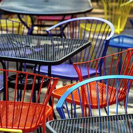 Karol Livote - Colorful Seating