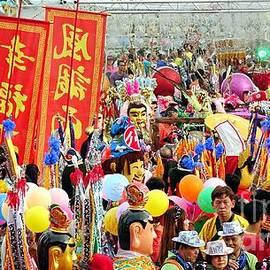 Yali Shi - Colorful Temple Carnival in Taiwan