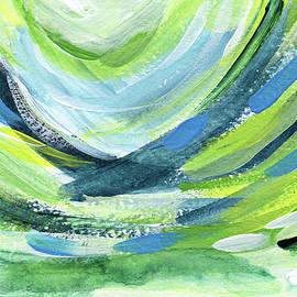 Colorful Uprising 7- Art by Linda Woods - Linda Woods