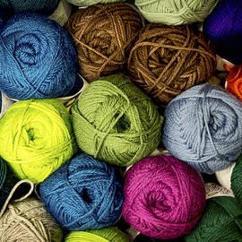 Jean Noren - Colorful Yarn