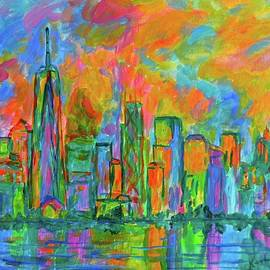 Kendall Kessler - Coloring The Big Apple