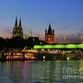 Barbie Corbett-Newmin - Colors of Cologne