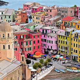 Frozen in Time Fine Art Photography - Colors of the Cinque Terre