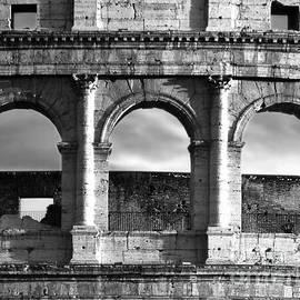 Stefano Senise - Colosseum Arched Windows