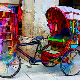 Alan Armstrong - Colourful Rickshaw