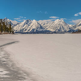Yeates Photography - Colter Bay In Winter