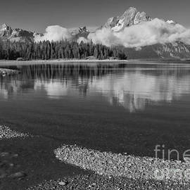 Sandra Bronstein - Colter Bay Tranquility - Grand Teton National Park