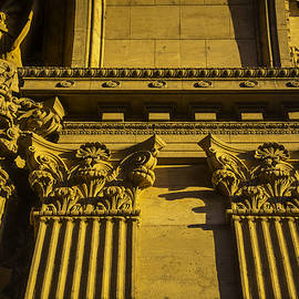 Columns Of The Palace Of Fine Arts - Garry Gay