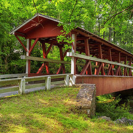 Marianne Campolongo - Colvin Covered Bridge II