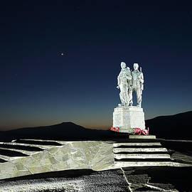 Grant Glendinning - Commando Memorial