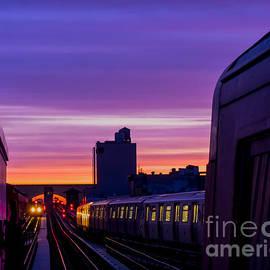 James Aiken - Commuter Sunrise